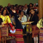 kalinga skirts with belts as worn by DIWA, a fil-am based music/dance group. photo taken by MA Fink 2012